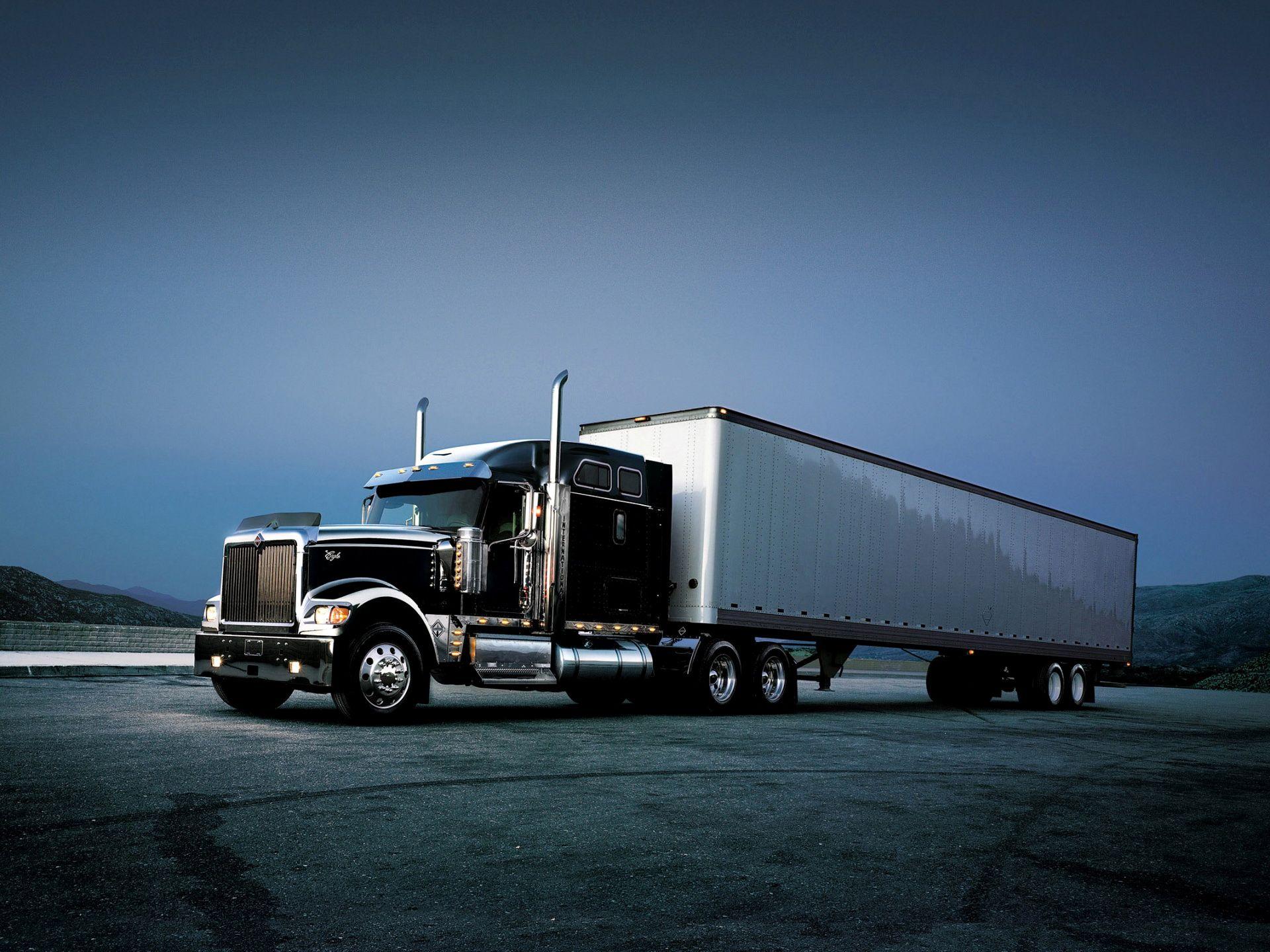 Volvo Truck HD desktop wallpaper Widescreen High Definition