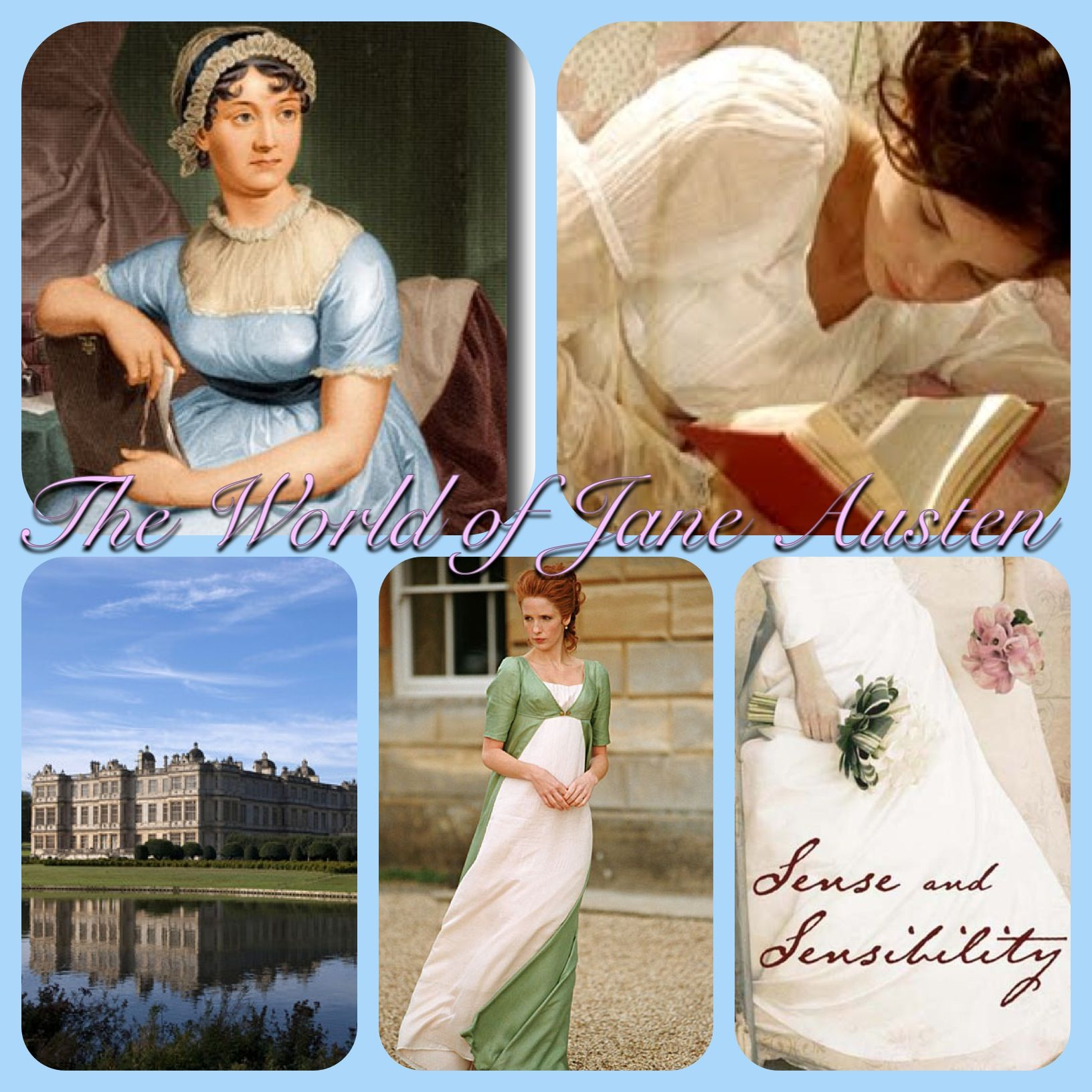 World of Jane Austen
