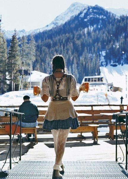 Bavarian Lodge Restaurant At Apres Ski Taos Valley