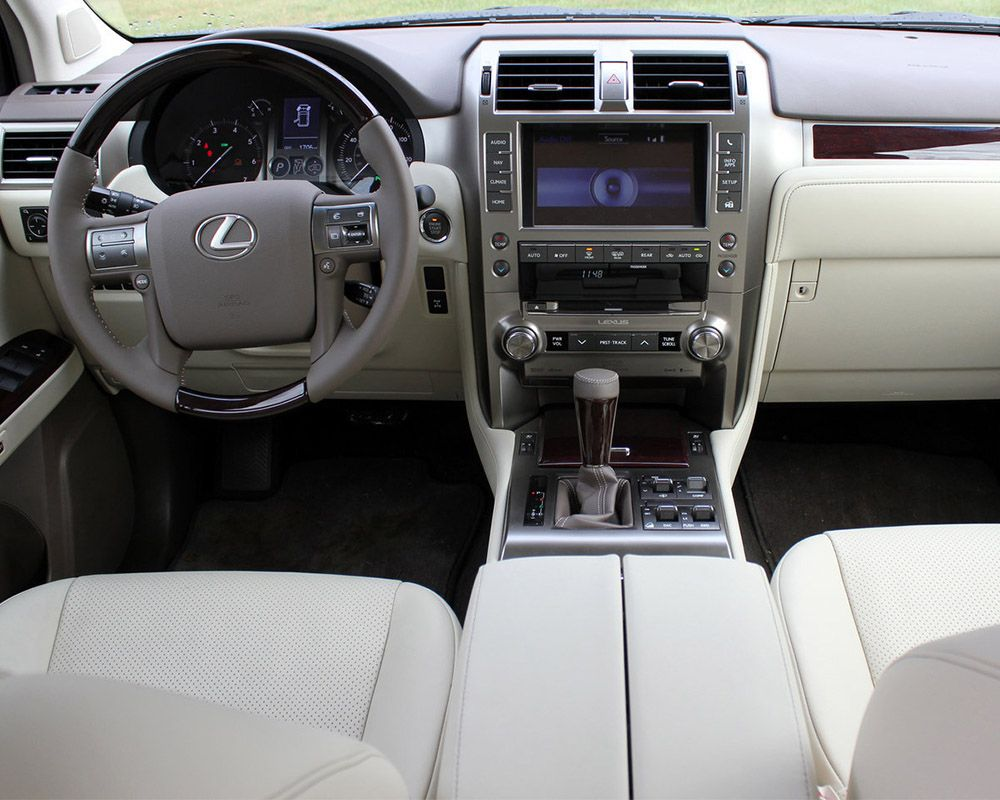 2017 Lexus Gx 460 Gx460 Interior Dashboard
