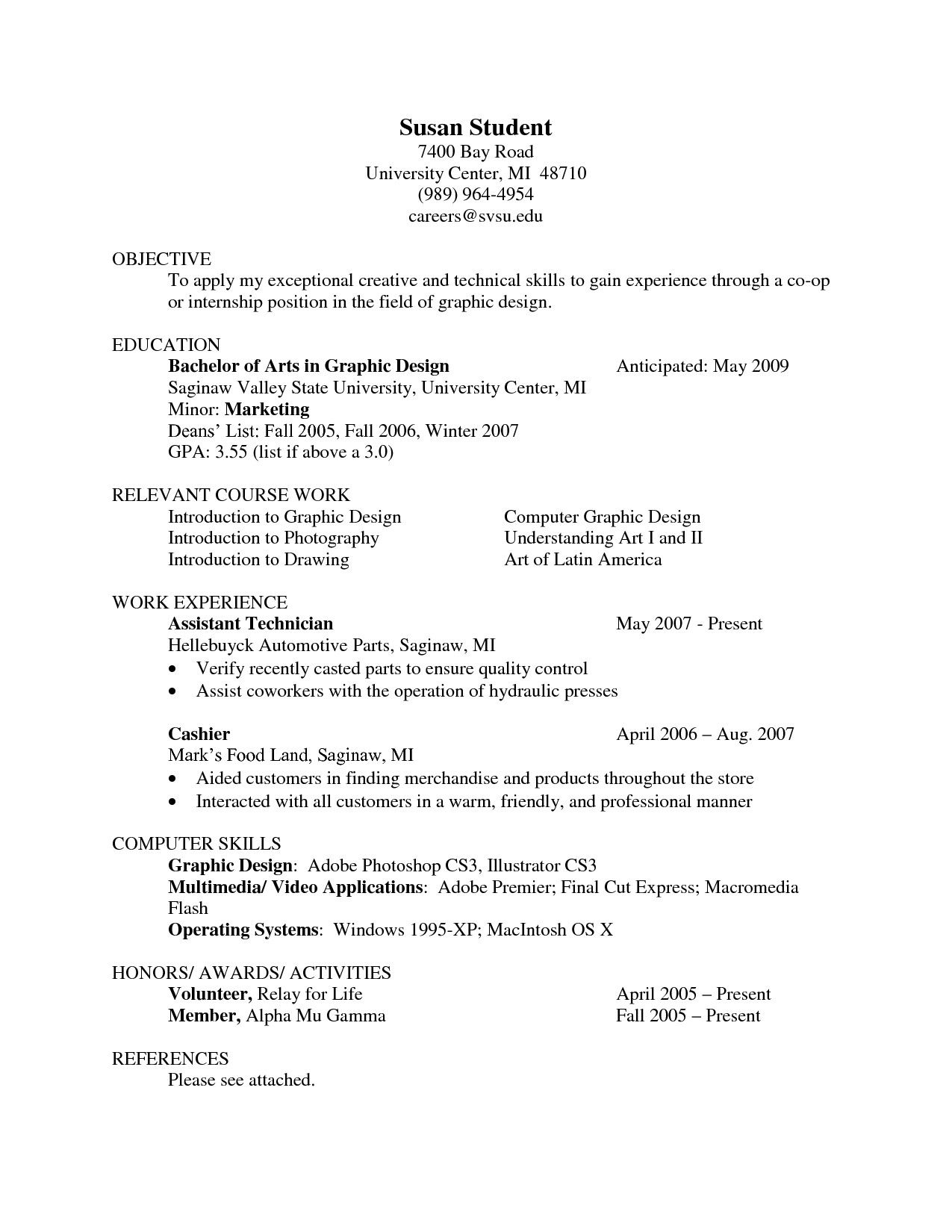 How To List Technical Skills On Resume Unique Resume Examples References  Pinterest  Resume Examples