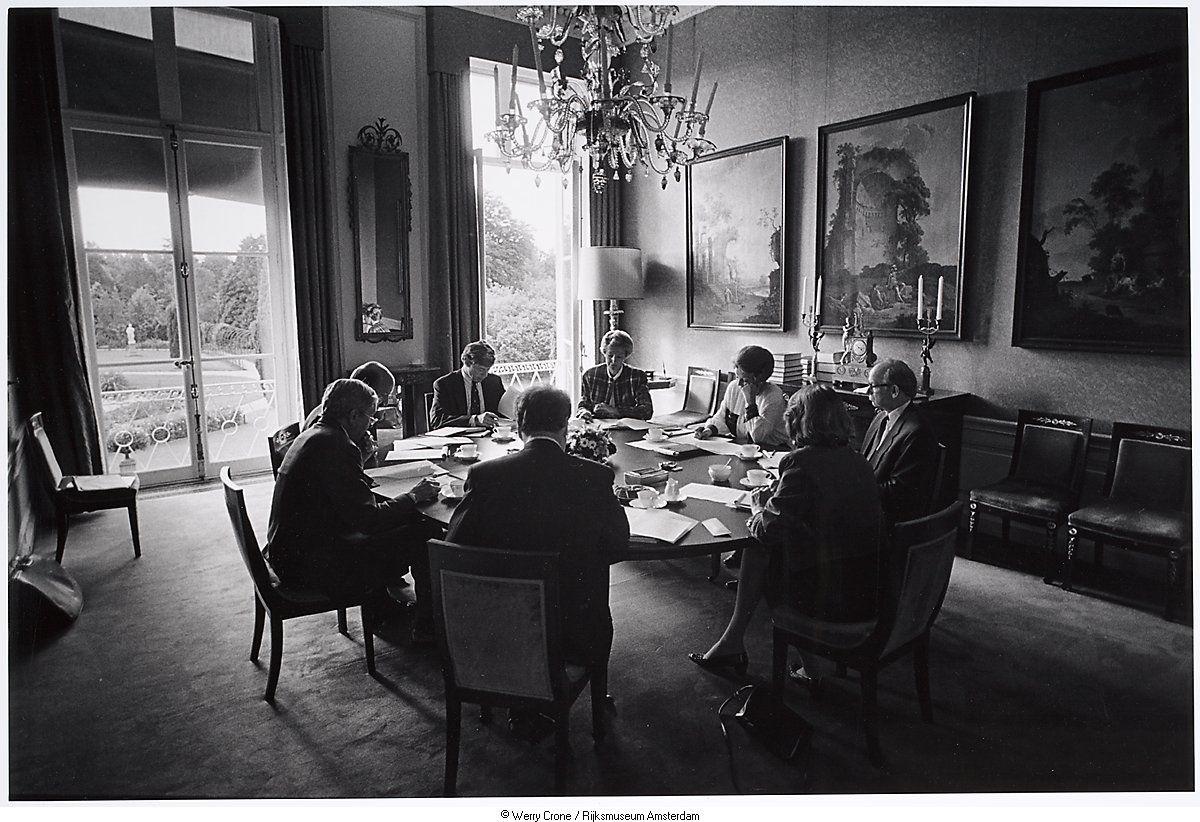 Secretairie-vergadering