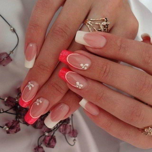 Шилак фото ногтей длинные