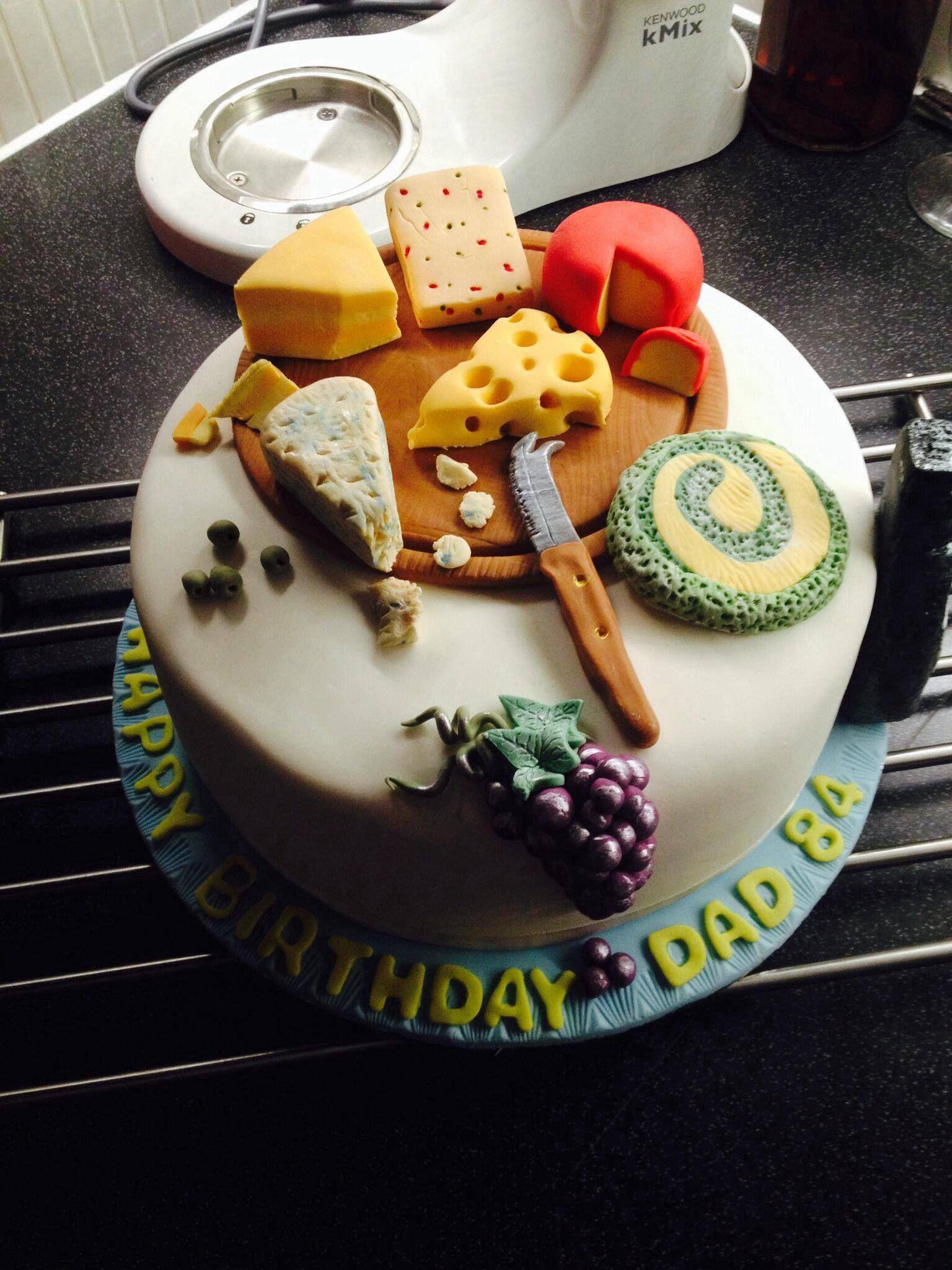 Cheese Board Cake Cake Wine Cake Cheese Boards Cake