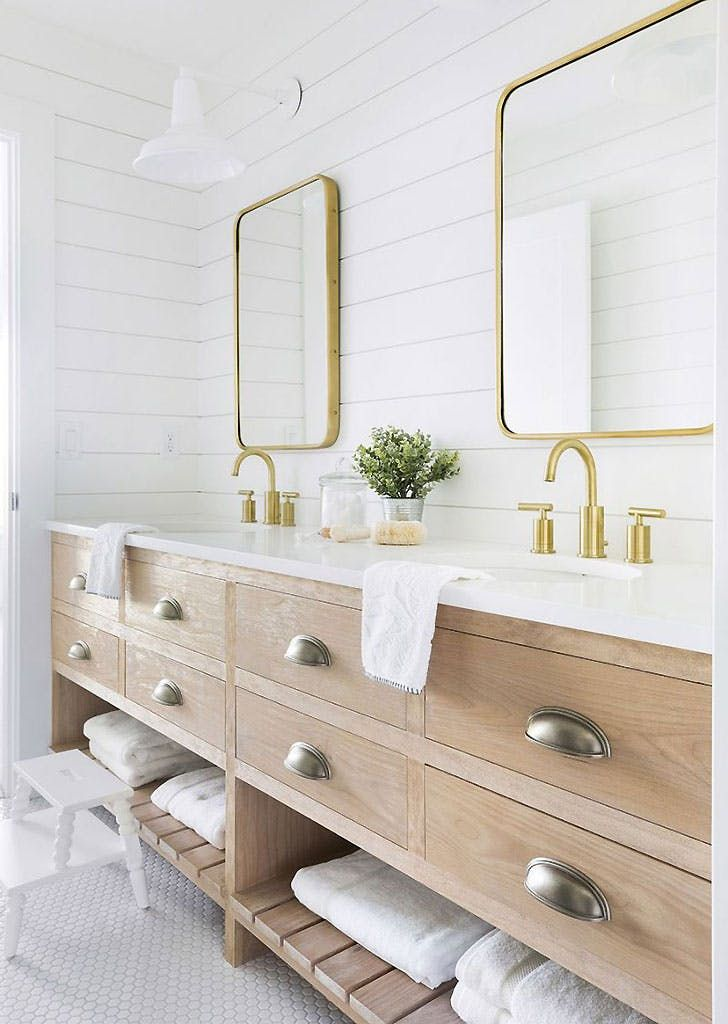 Photo of This rising bathroom trend is so easy to copy