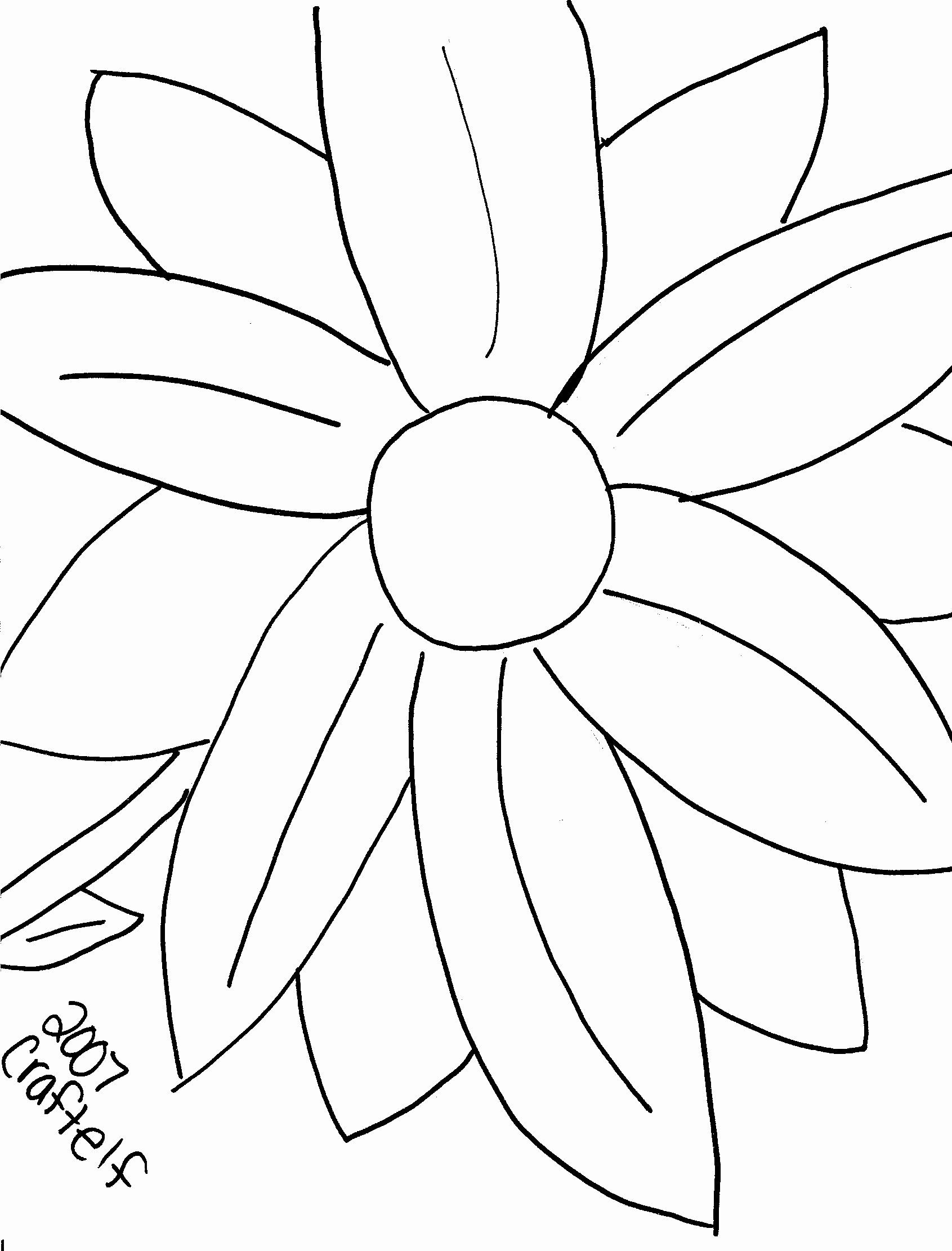 Big Flower Coloring Pages Duathlongijon Coloring Blog Flower Coloring Sheets Flower Coloring Pages Coloring Pages [ 2222 x 1691 Pixel ]