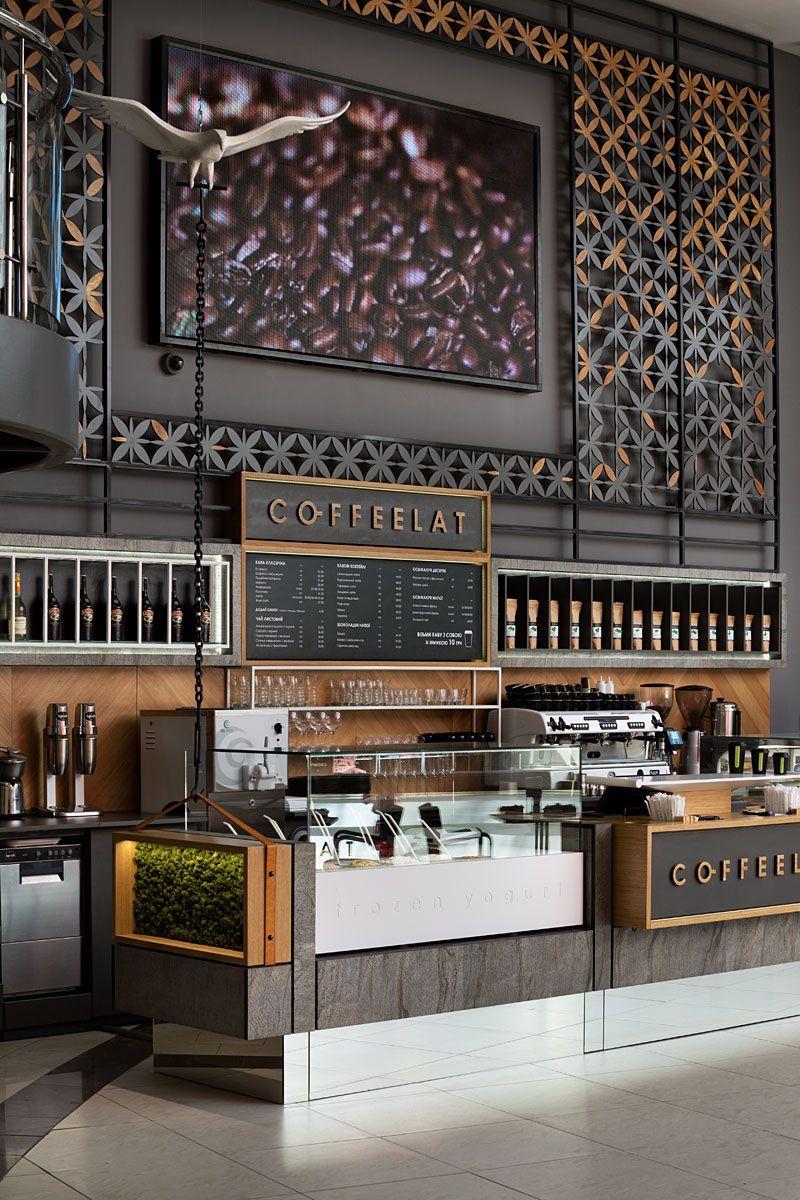 C O F F E E L A T.....FREE !!! on Behance Coffee shops