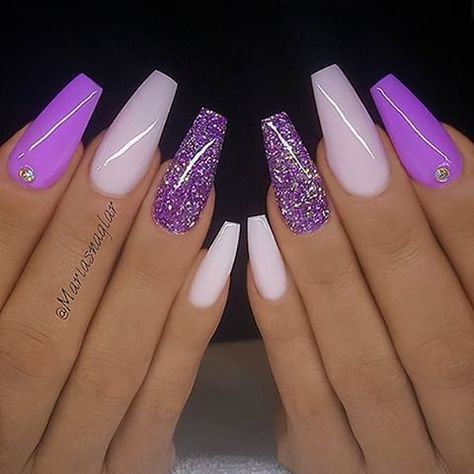 nails colors sns fall 70 ideas for 2019  purple nail
