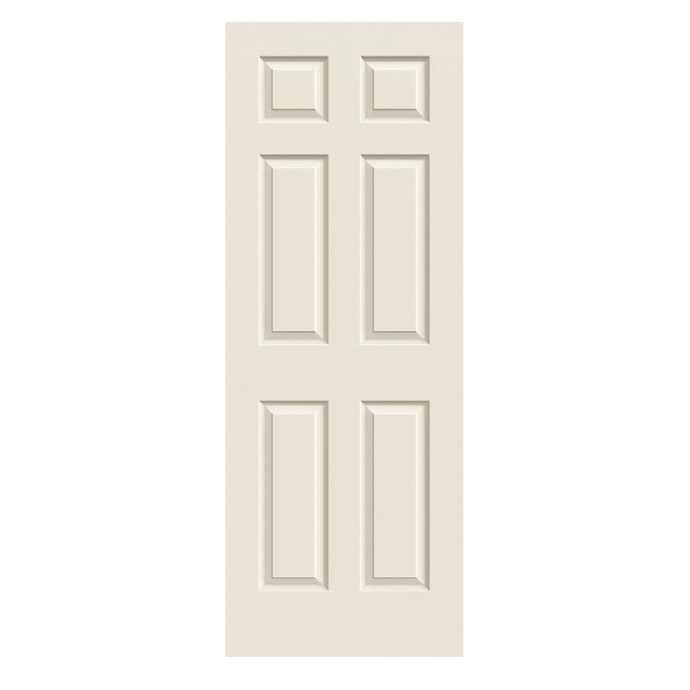 jeld wen 24 in x 80 in colonist primed textured molded 24 In X 80 In Colonist Primed Textured Molded Composite id=41306
