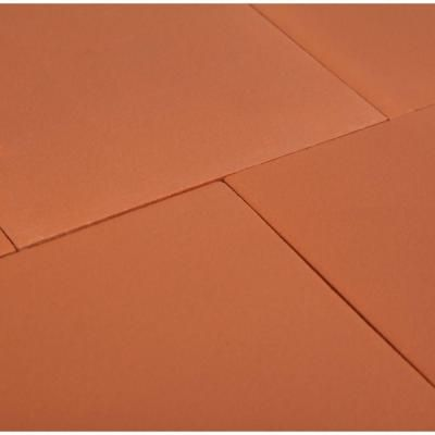 Daltile Quarry Tile Red Blaze 6 In X Ceramic Floor And Wall 11 Sq Ft Case 0q40661p The Home Depot