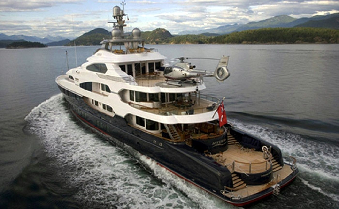 Pin By Nolan Hickman On Yachts Super Yachts Luxury Yachts Boat