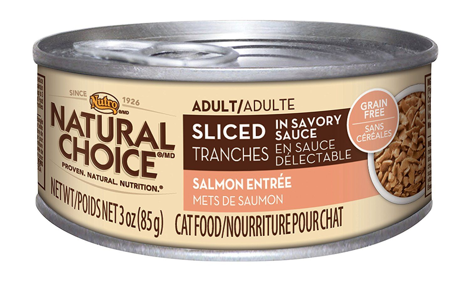 Nutro natural choice adult wet cat food want additional