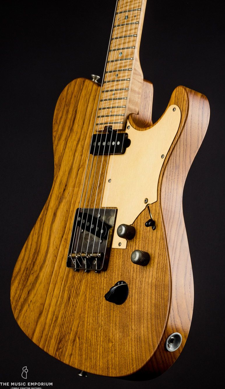 Roasted T Deluxe Vintage Series Roasted Swamp Ash Body