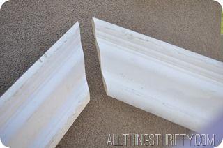 How to build a TV frame {Tutorial}