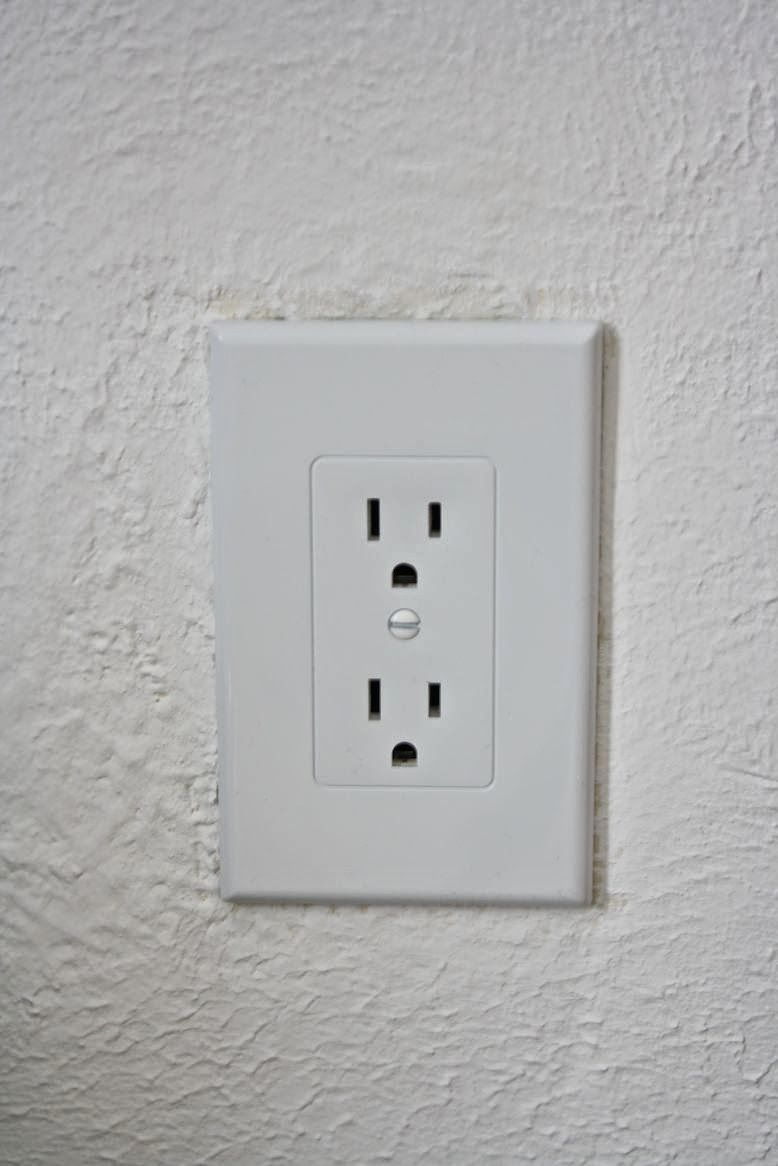Black Wall Socket Covers Cool Outlet Cover Replacement Via Meet Me In Philadelphia  Moving Decorating Inspiration