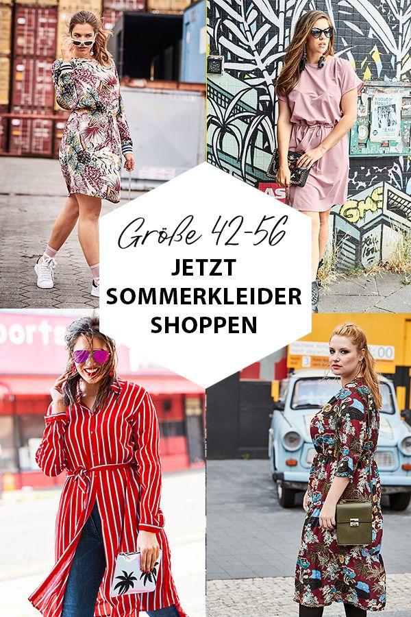 Entdecke Jetzt Die Neuesten Sommer Looks Endlich Sommer Und Endlich Wieder Sommerkleider Suche Dir Hier Dein Liebstes Sommerk Sommer Kleider Sommermode Mode