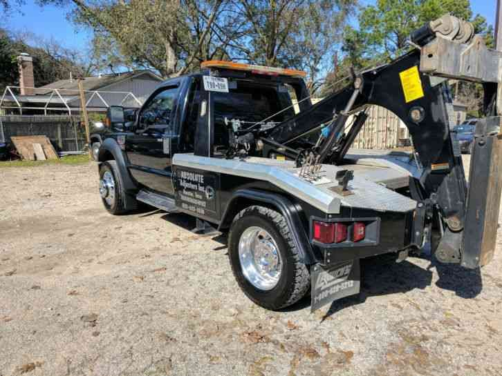 Ford F450 Wrecker 2008 Tow Truck Trucks Towing