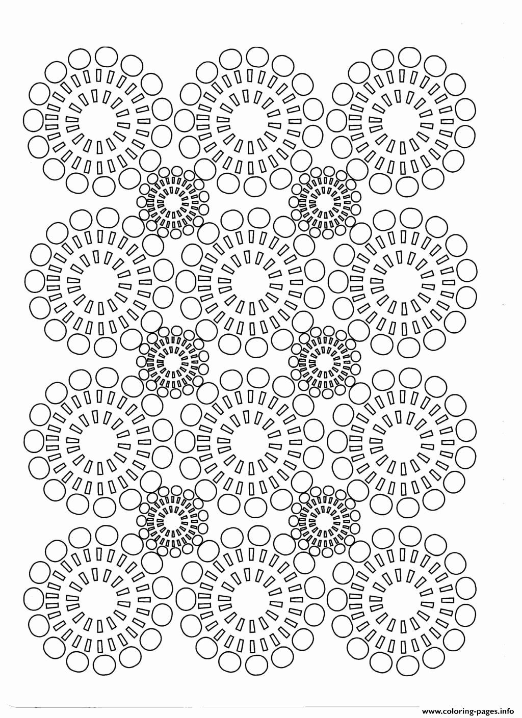 Washington State Flower Coloring Page Unique Printable Coloring