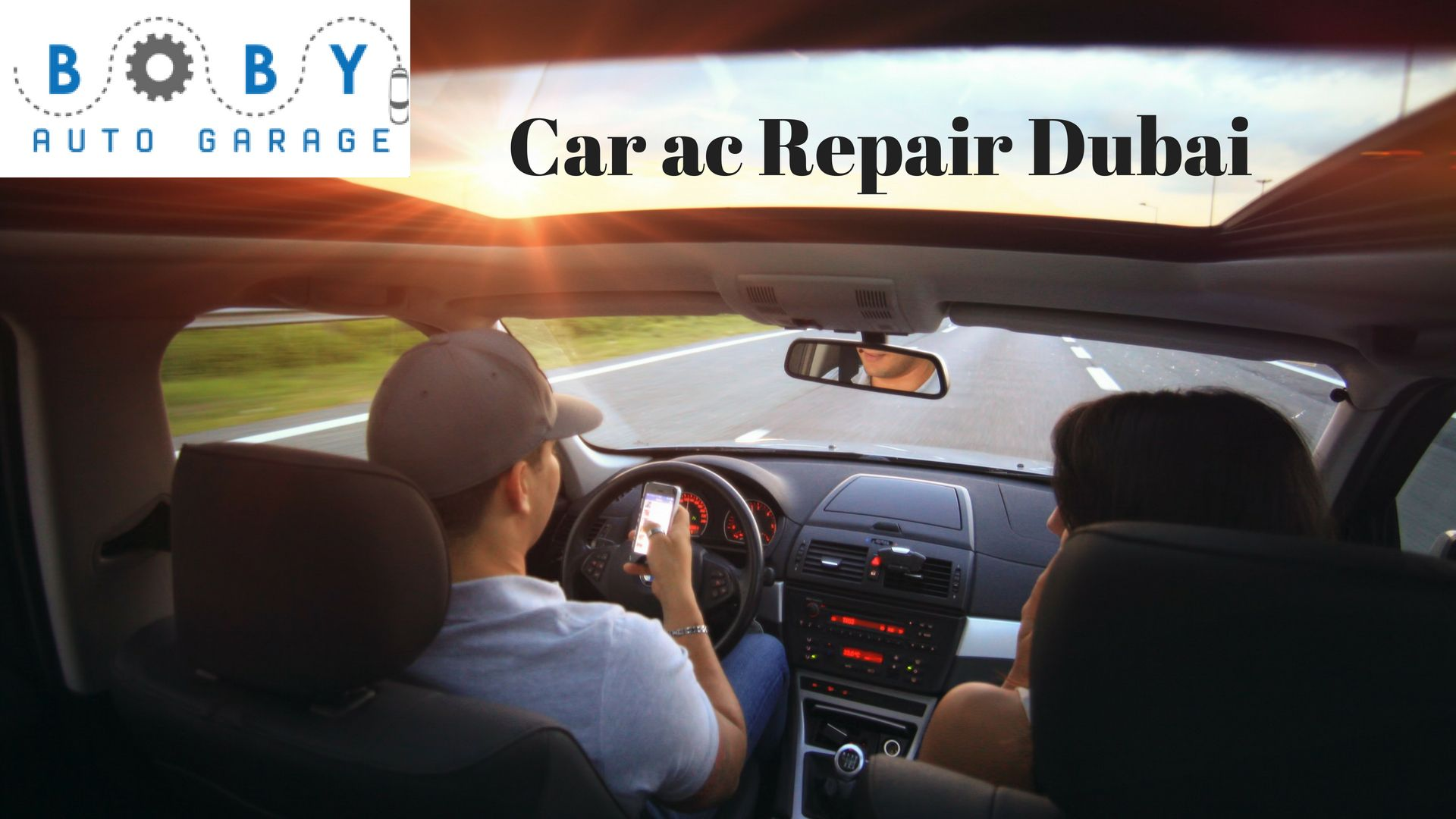 Car AC repair In Dubai, Boby Garage offers the best repair