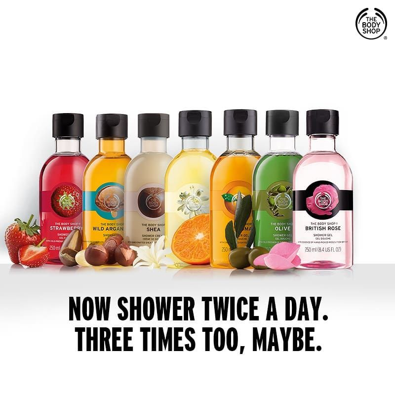 Awaken Your Skin With The Irresistible Range Of Shower Gels From