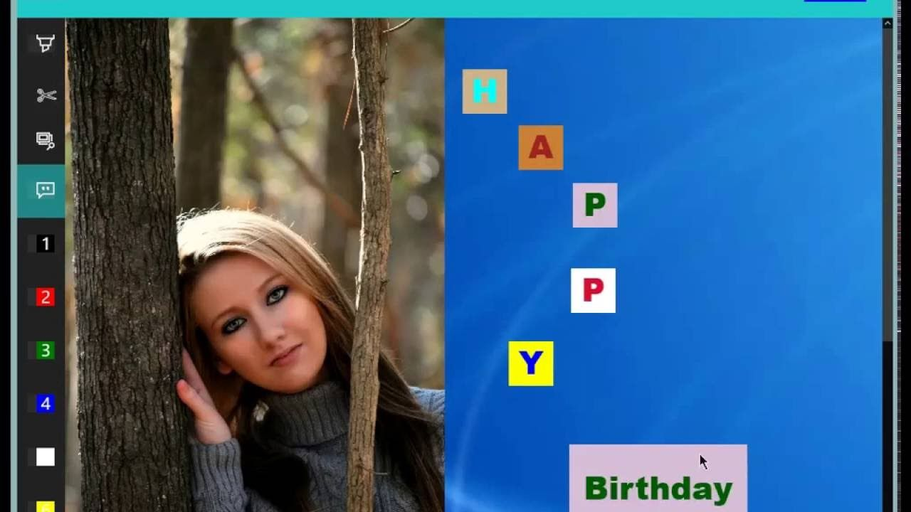 https://www.microsoft.com/store/apps/9nblggh4vfkq Are you a WhatsUp user ? Or simply  want  to share your idea, capture a photo and mark it up. The limit is your imagination only. Create photo collages. Add images to image and texts and shapes. Coming a birthday? Create an unique greeting  card or funny picture and send it to your beloved one.