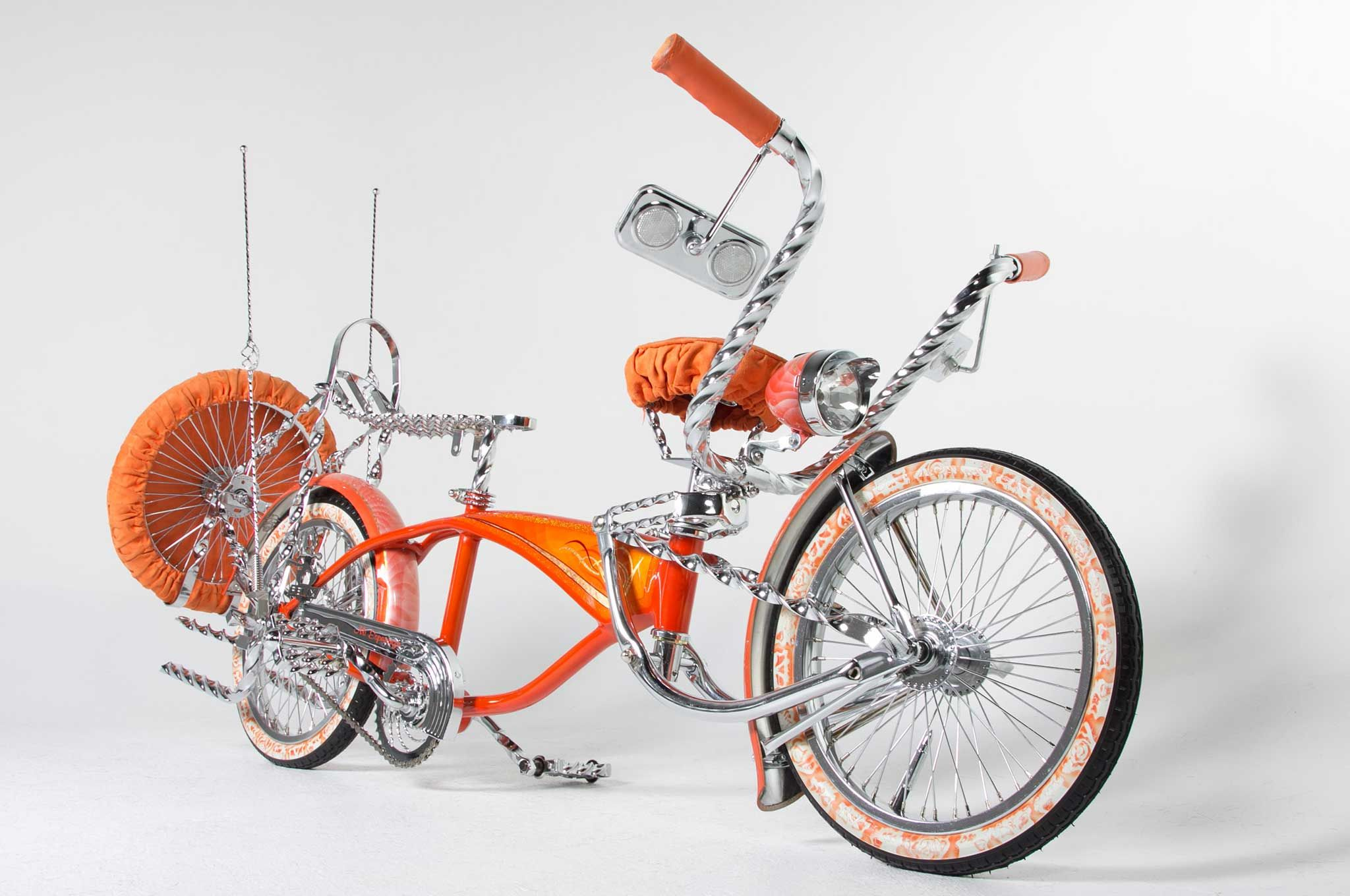 When Gabriel Ureno first got his 1996 16-inch Lowrider Bike from his ...