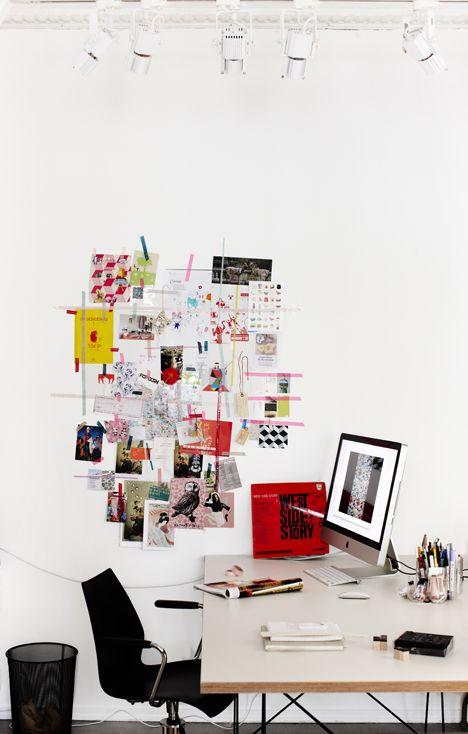 mini inspiration board