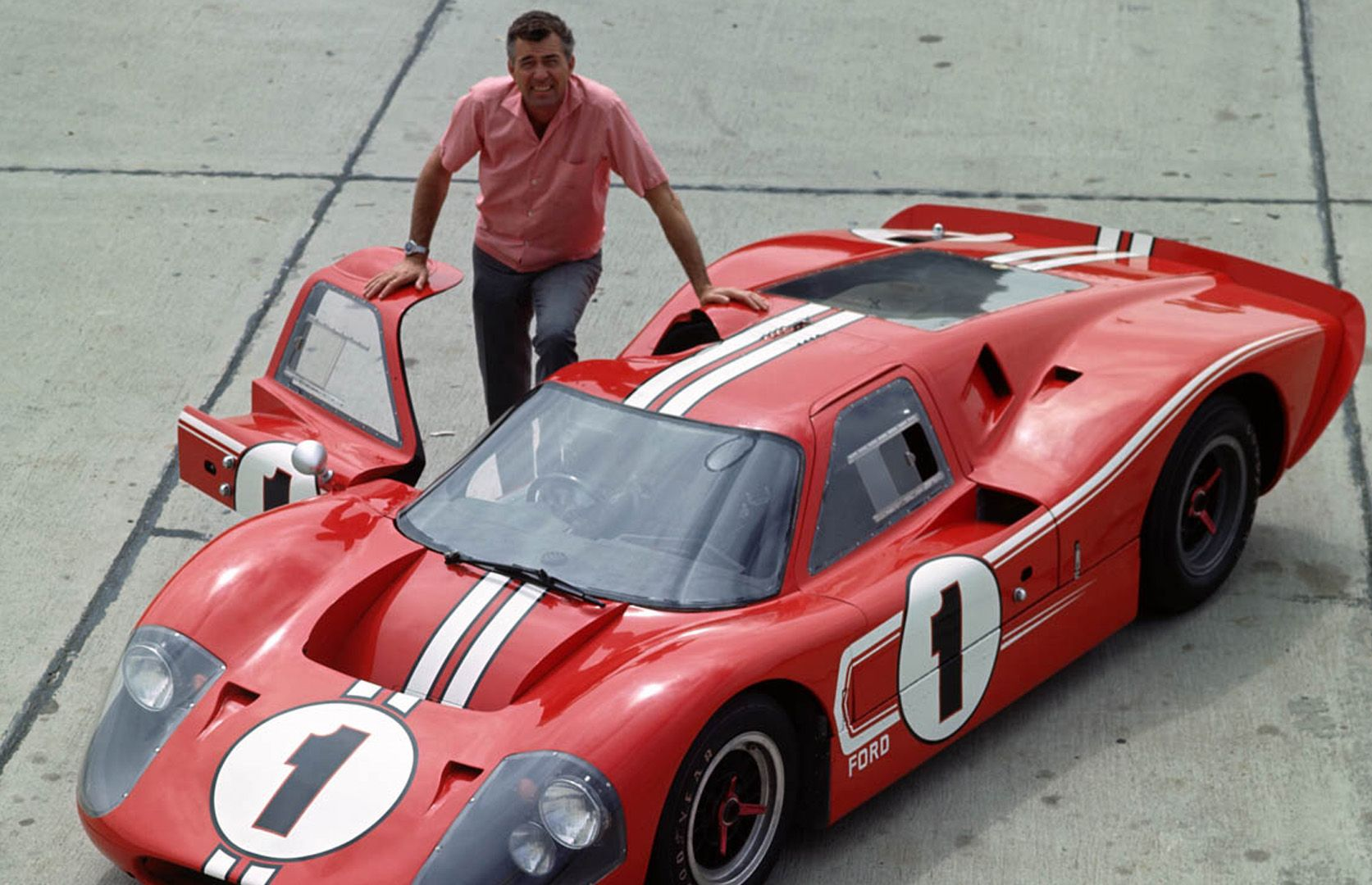 Ford Vs Ferrari S Racecar Sports Hero Carroll Shelby Is Know For