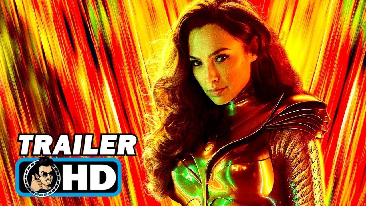 Wonder Woman 1984 Trailer 2020 Gal Gadot Superhero Movie Wonder Woman Gal Gadot Superhero Movies