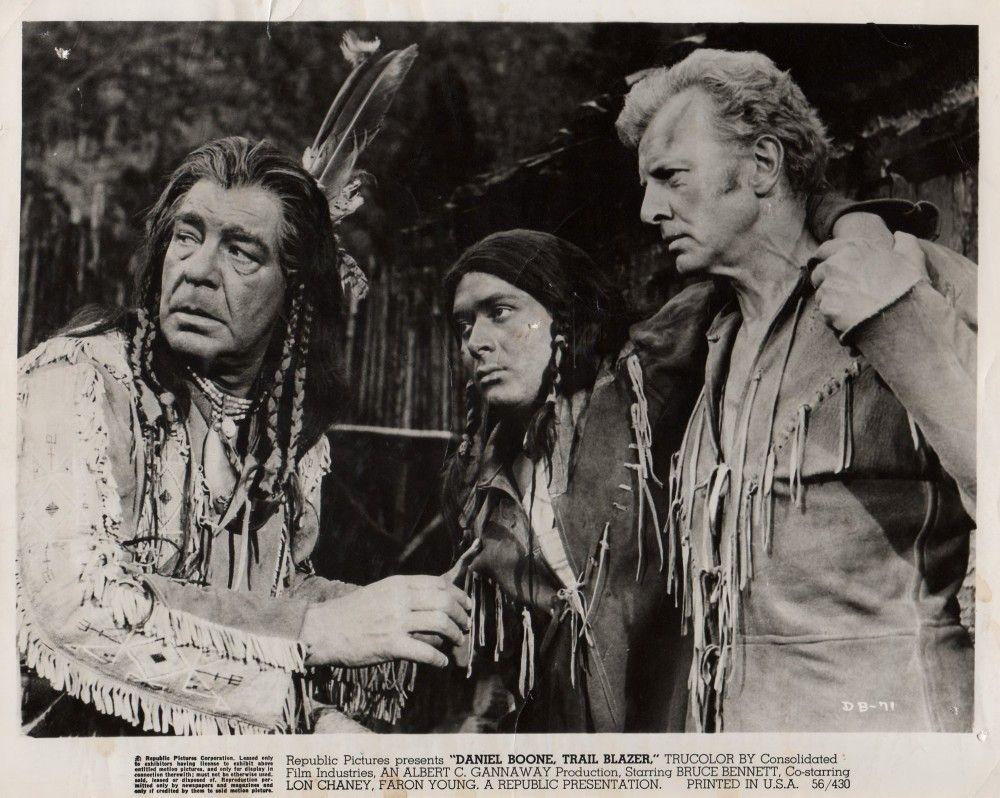 Daniel Boone, Trail Blazer - 1956 - Albert C. Gannaway