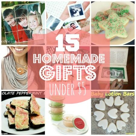 Looking For Homemade Gift Ideas That Don T Cost A Fortune