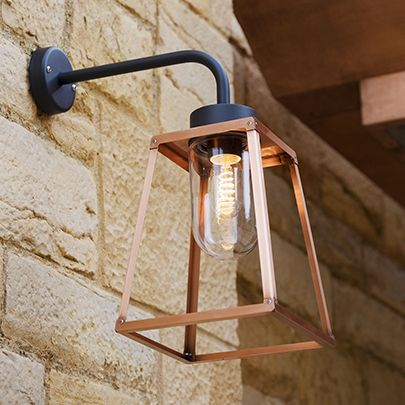 Lampiok Wall Fittings By Roger Pradier Wall Lights Outdoor Wall Lamps Exterior Lighting