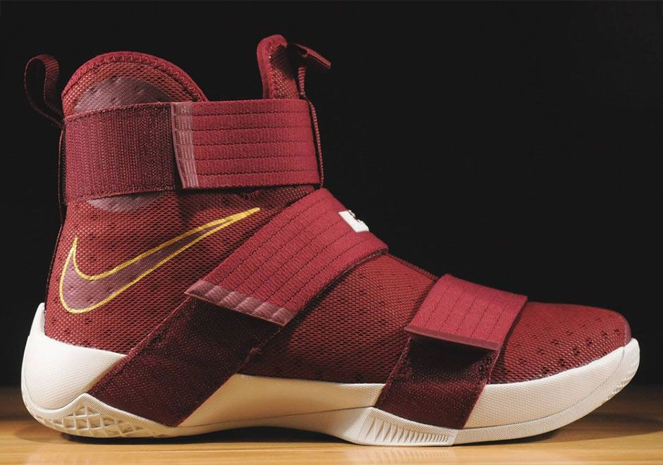 "buy online 49ea1 1588f  sneakers  news A Closer Look At The Nike LeBron Soldier 10 ""Christ The King """