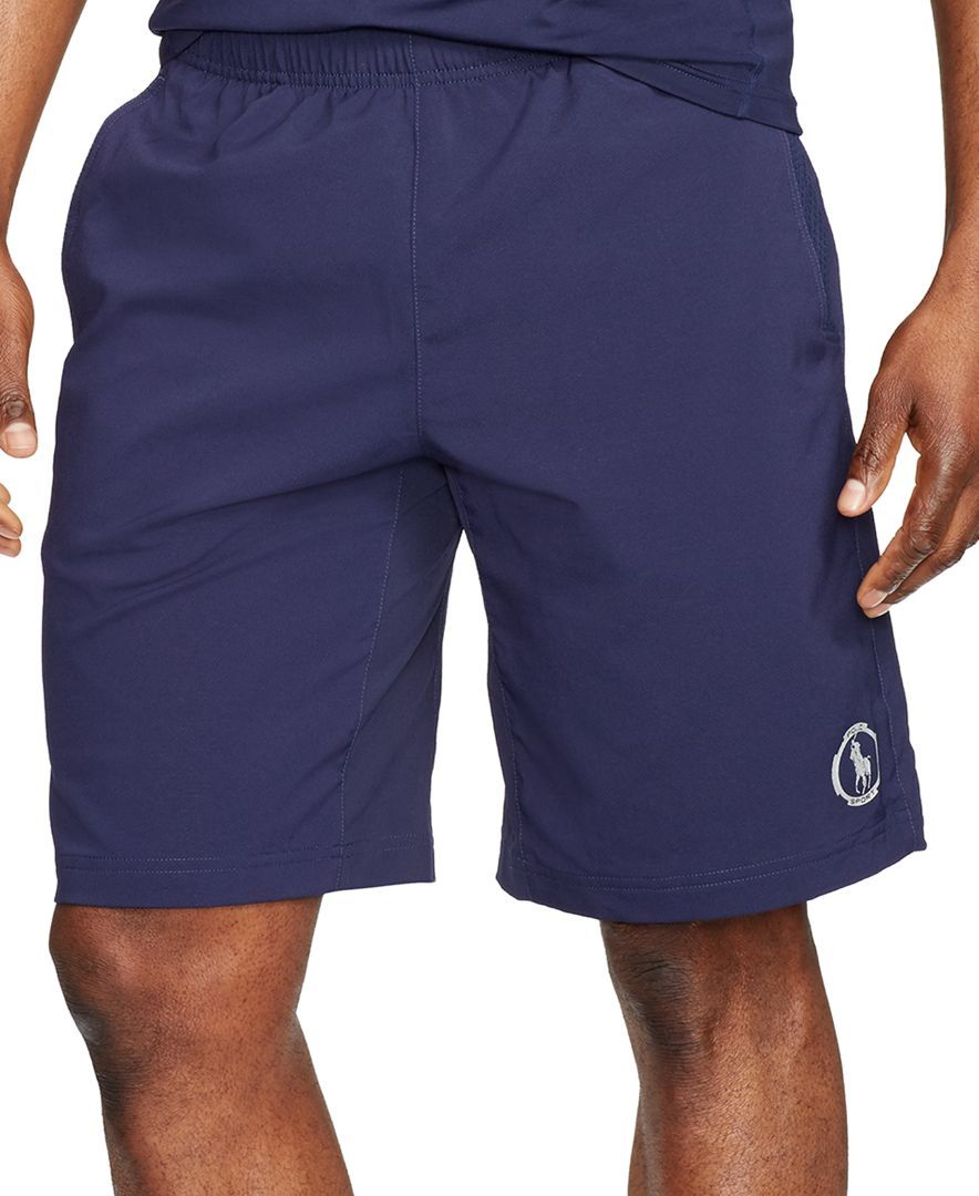 Polo Ralph Lauren Stretch-Dobby Active Shorts