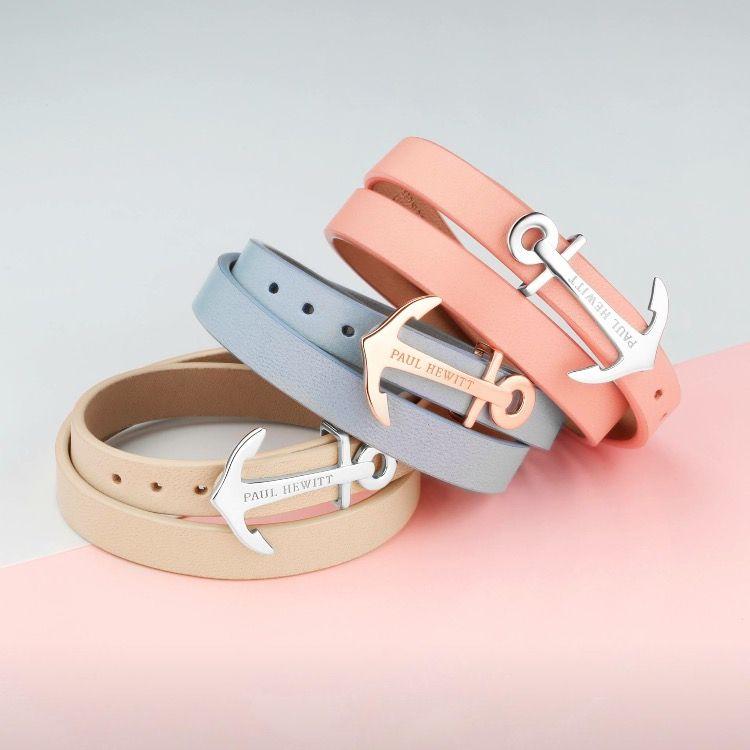Paul Hewitt - Northbound bracelets. So cute! Colours  hazelnut ... a94901f8b62