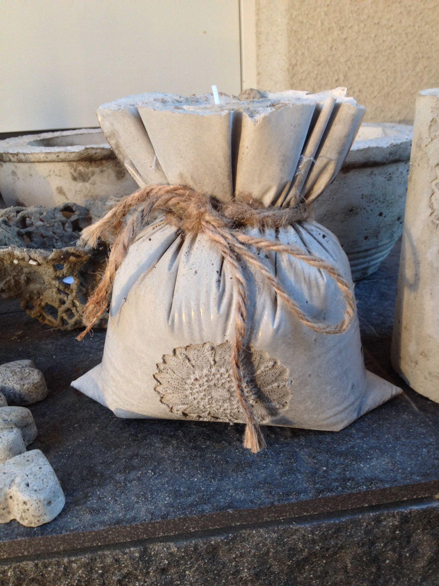 Ovistoppariksi craft pinterest concrete cement - Concrete projects for the garden ...