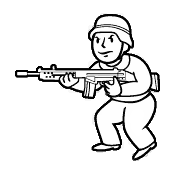 Fallout 3 Perk Images Coloring Pages Fallout 3 Perks