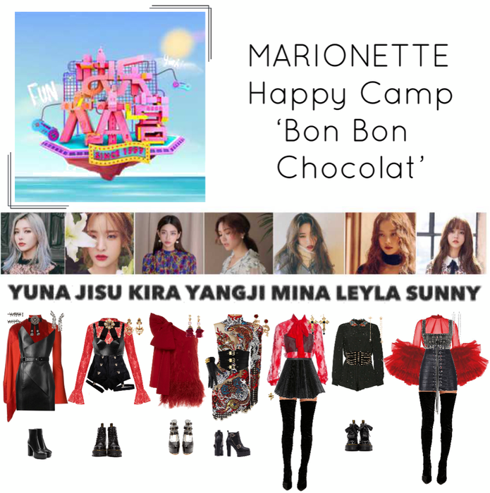 Marionette Happy Camp Bts Inspired Outfits Kpop Fashion Outfits Create Outfits