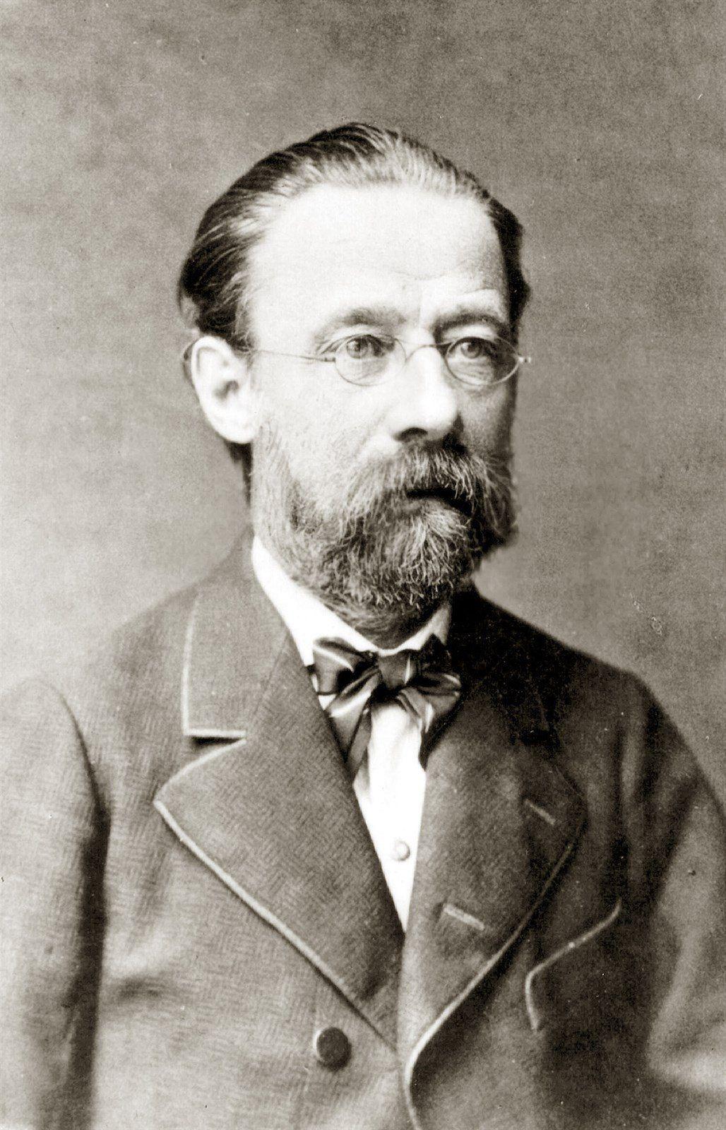 Bedřich Smetana 1824 1884 Famous Czech Poser