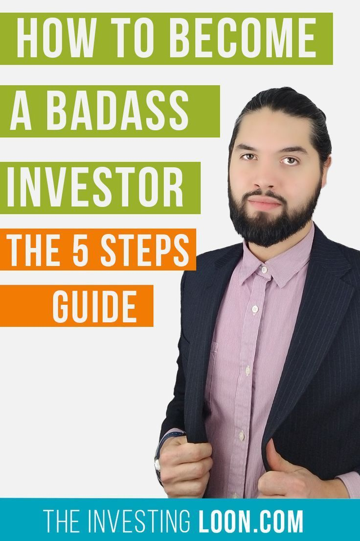 How to a badass investor in 5 steps Investing