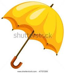 Image result for closed umbrella cartoon