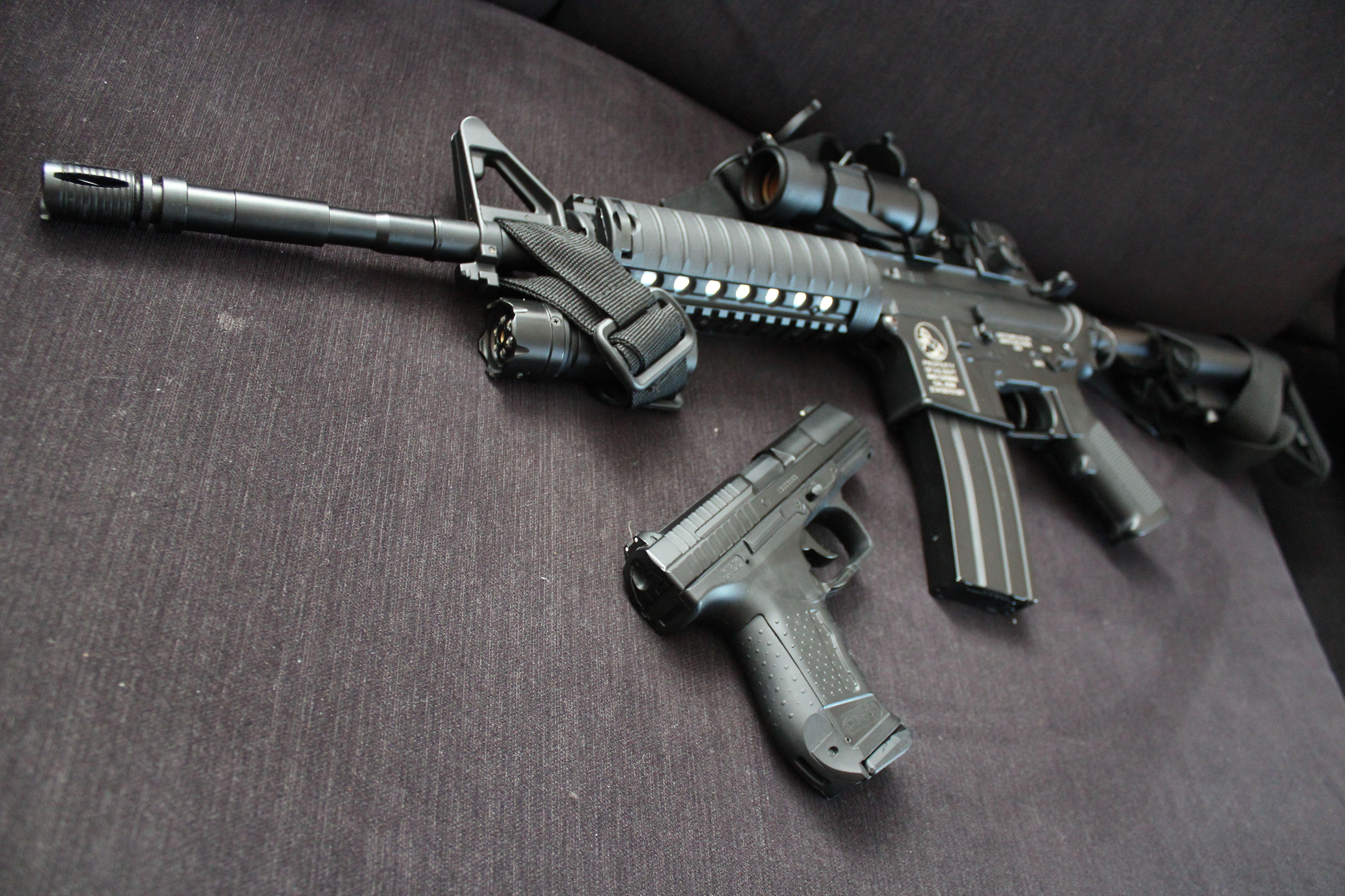 Mon Colt 1.7J