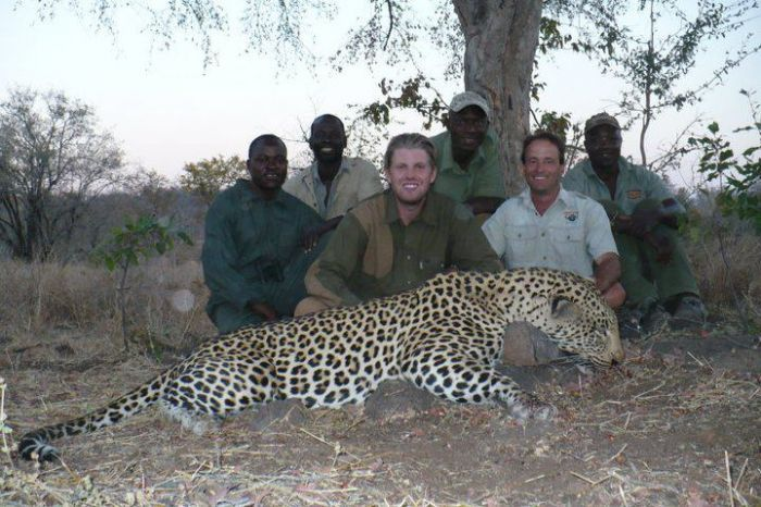 Trump Trophy Hunting