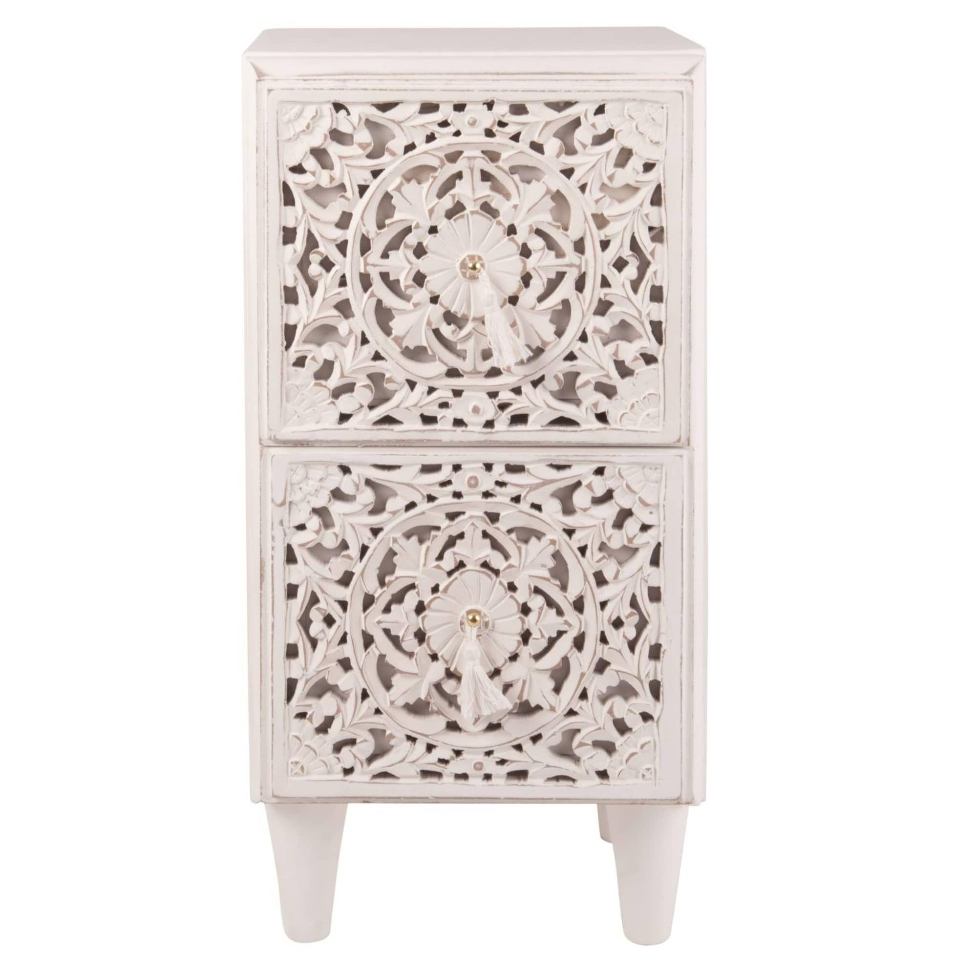 petit meuble de rangement 2 tiroirs