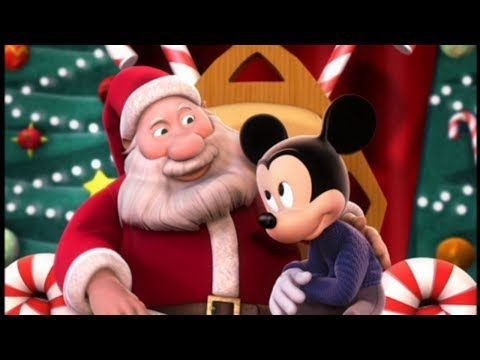Mickey Mouse Clubhouse A Christmas Story Winnie Cartoons For Kids Youtube Mickey Mouse Cartoon Mickey Mouse And Friends Mickey Mouse