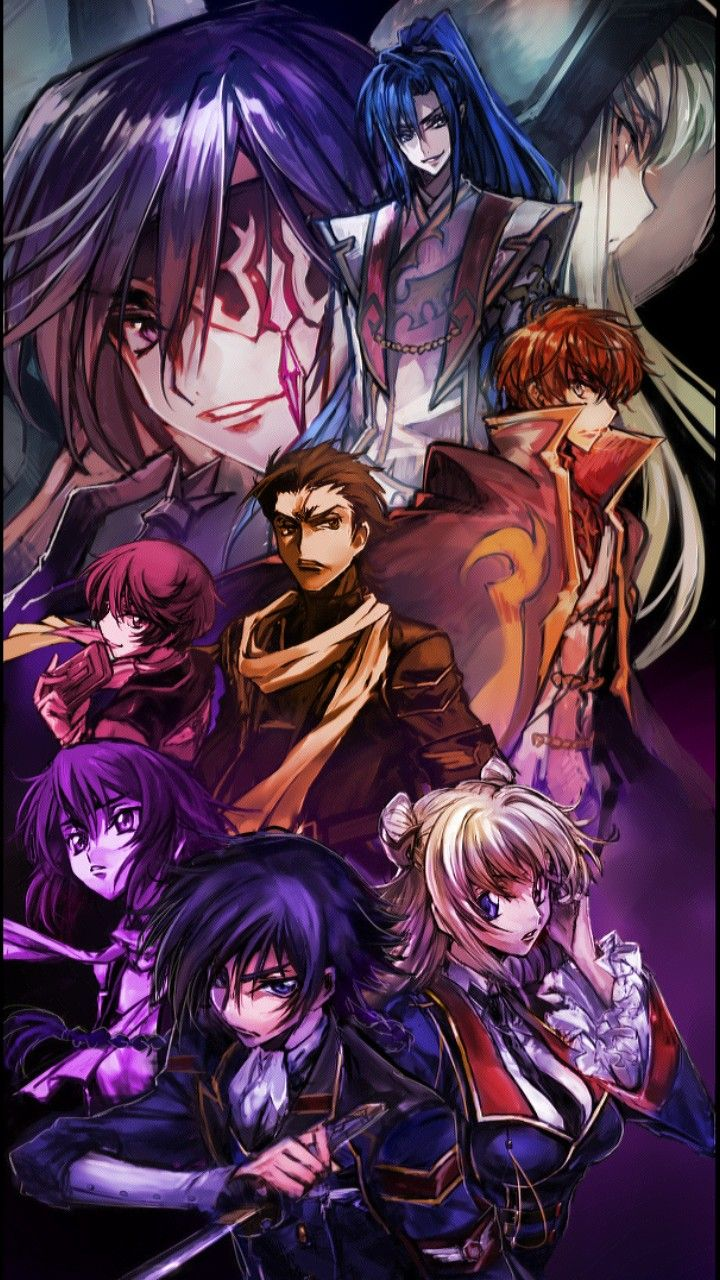 Pin by Anime World(for anime fans) on code geass Code