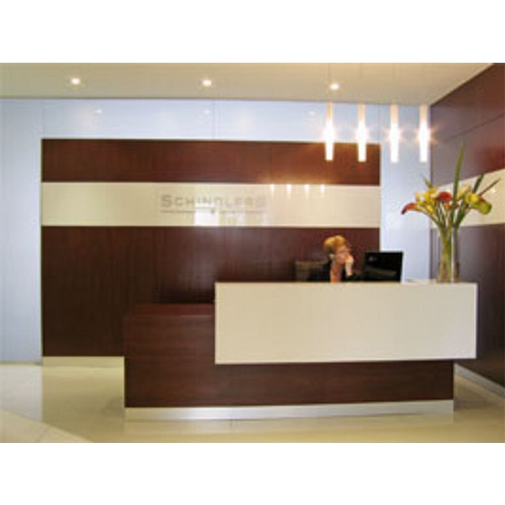 office furniture reception desks large receptionist desk. product name reception desk manufacturer refined existence in space notes mahogany veneered with surino counter top office furniture desks large receptionist
