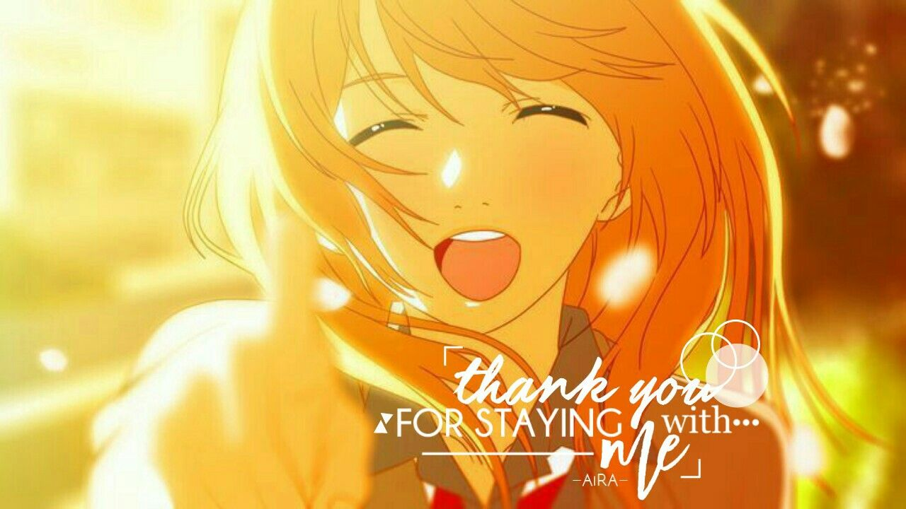 Anime Edit Your Lie In April You Lied Anime