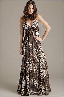 Leopard Print Dress!