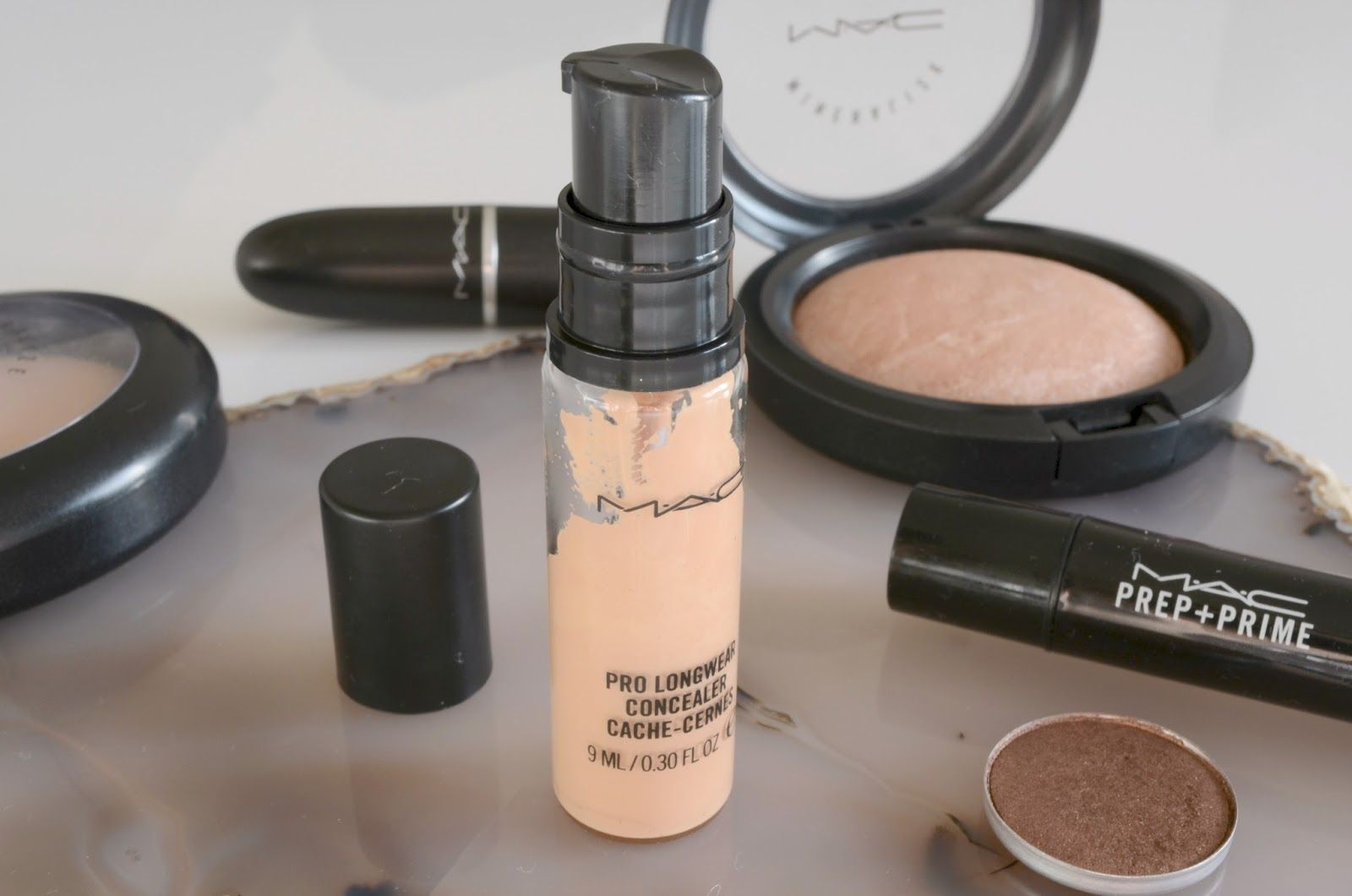 Best Products From MAC For Beginners Longwear concealer